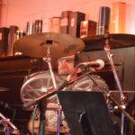 Udo in der Drum-Extase