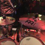 Die Drums sind betriebsbereit